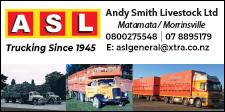 Andy Smith Livestock Ltd